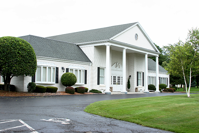 Our Brookfield funeral home